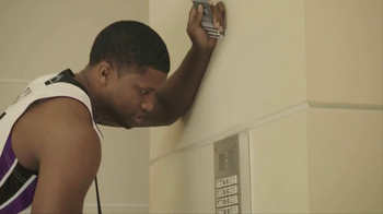 NBA Tickets TV Spot, 'Special Delivery' Featuring Rudy Gay - Thumbnail 1