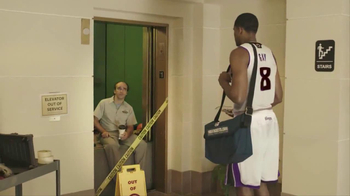 NBA Tickets TV Spot, 'Special Delivery' Featuring Rudy Gay - Thumbnail 3