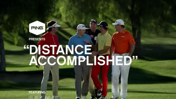 Ping Karsten Irons TV Spot, 'Distance Accomplished' Featuring Lee Westwood - Thumbnail 1