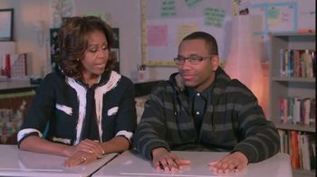 Get Schooled TV Spot, 'FAFSA' Feat. Michelle Obama - 117 commercial airings