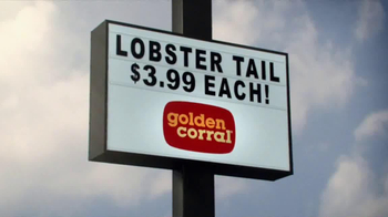 Golden Corral Lobster Tail TV Spot, 'Action Heroes' - Thumbnail 7