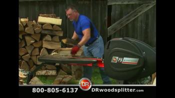 DR Wood Rapid Fire Wood Splitter thumbnail