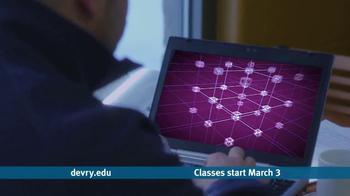 DeVry University TV Spot Featuring Steven Holocomb - Thumbnail 7