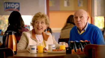 IHOP TV Spot, 'Sweet Cream Cheese Crepes' - Thumbnail 9