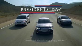 Chrysler Presidents Day Event TV Spot, 'Dwight D. Eisenhower' - Thumbnail 9