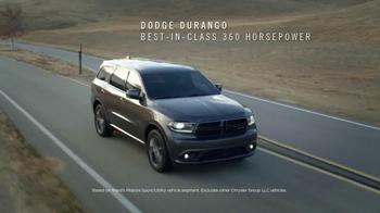 Dodge TV Spot, 'President's Day Event' - Thumbnail 8