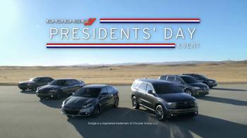 Dodge TV Spot, 'President's Day Event' - Thumbnail 9