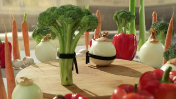 Birds Eye Recipe Ready TV Spot, 'Veggie Karate' - Thumbnail 1