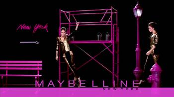 Maybelline New York Master Glaze TV Spot [Spanish] - Thumbnail 4