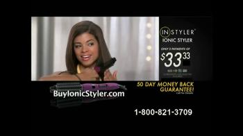 Instyler Ionic Styler TV Spot - Thumbnail 9