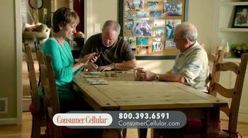 Consumer Cellular TV Spot, 'Yard Sale: Plans $10+ a Month' - Thumbnail 10