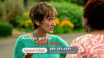 Consumer Cellular TV Spot, 'Yard Sale: Plans $10+ a Month' - Thumbnail 4