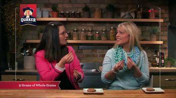 Quaker Soft Baked Oatmeal Cookies TV Spot