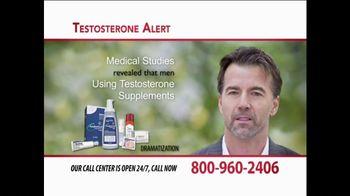 Wendt Goss TV Spot, 'Testosterone Alert'