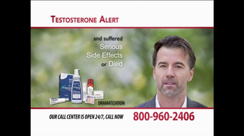 Wendt Goss TV Spot, 'Testosterone Alert' - Thumbnail 3