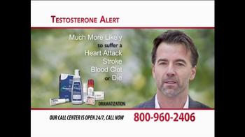Wendt Goss TV Spot, 'Testosterone Alert' - Thumbnail 7