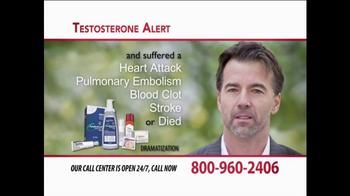 Wendt Goss TV Spot, 'Testosterone Alert' - Thumbnail 9