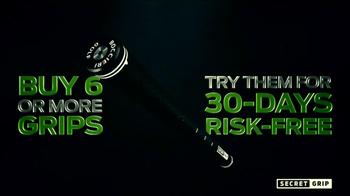 Boccieri Golf Secret GripsTV Spot, 'In Your Hands' Featuring Jack Nicklaus - Thumbnail 7