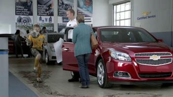 Chevrolet TV Spot, 'Soccer' - Thumbnail 1