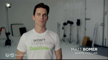 USA Characters Unite TV Spot Featuring Matt Bomer - Thumbnail 2