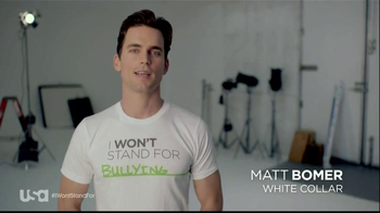 USA Characters Unite TV Spot Featuring Matt Bomer - Thumbnail 3