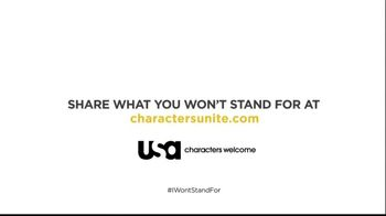 USA Characters Unite TV Spot Featuring Mark Feuerstein - Thumbnail 10