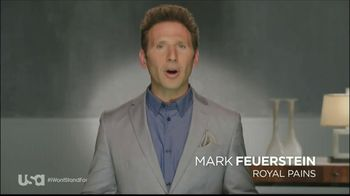 USA Characters Unite TV Spot Featuring Mark Feuerstein - Thumbnail 2