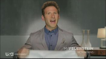USA Characters Unite TV Spot Featuring Mark Feuerstein - Thumbnail 4