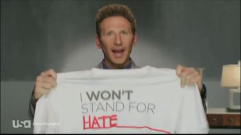USA Characters Unite TV Spot Featuring Mark Feuerstein - Thumbnail 5