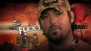 Flextone Thunder Hybrids Game Calls TV Spot, 'Flex It'