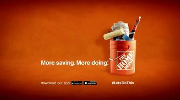 The Home Depot TV Spot, 'Let's Paint' - Thumbnail 10