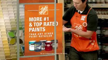 The Home Depot TV Spot, 'Let's Paint' - Thumbnail 4
