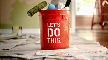 The Home Depot TV Spot, 'Let's Paint' - Thumbnail 9