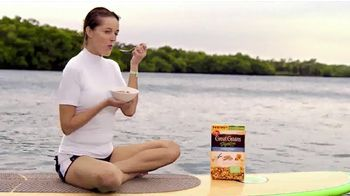 Great Grains Digestive Blend TV Spot, 'Paddleboard' - 782 commercial airings