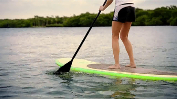Great Grains Digestive Blend TV Spot, 'Paddleboard' - Thumbnail 1