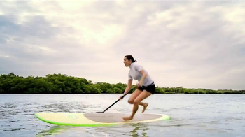Great Grains Digestive Blend TV Spot, 'Paddleboard' - Thumbnail 4
