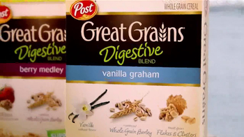 Great Grains Digestive Blend TV Spot, 'Paddleboard' - Thumbnail 7
