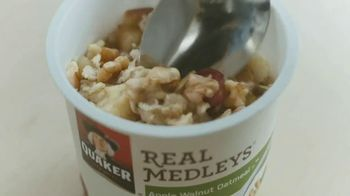 Quaker Real Medleys TV Spot, 'Go-Getters' - 2271 commercial airings