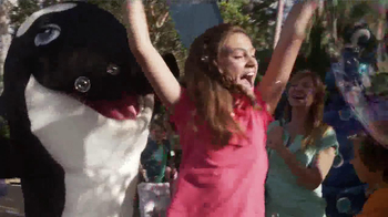 SeaWorld TV Spot, '50th Celebration' - 3379 commercial airings