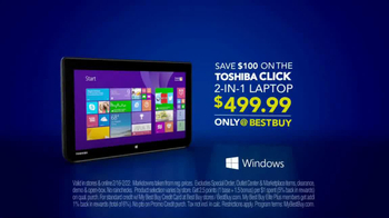 Best Buy TV Spot, 'Microsoft 2-in-1 Beta Test' - Thumbnail 10