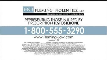 Fleming, Nolen, Jez TV Spot, 'Prescribed Testosterone' - Thumbnail 10