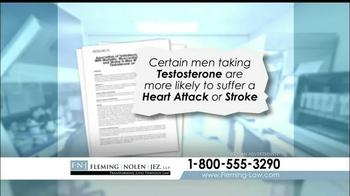 Fleming, Nolen, Jez TV Spot, 'Prescribed Testosterone' - Thumbnail 6