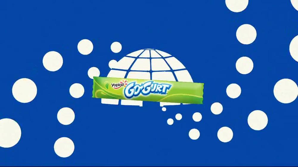 GoGurt TV Commercial, 'Freeze, Thaw, Slurp'