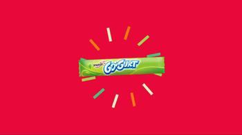 GoGurt TV Spot, 'Freeze, Thaw, Slurp' - Thumbnail 1