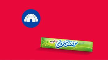 GoGurt TV Spot, 'Freeze, Thaw, Slurp' - Thumbnail 10