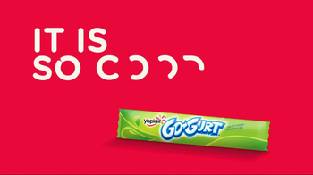 GoGurt TV Spot, 'Freeze, Thaw, Slurp' - Thumbnail 9