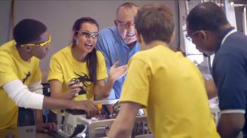 Boeing TV Spot, 'Education' - Thumbnail 4