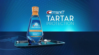 Crest Pro-Health Tartar Protection TV Spot, 'Less Scraping' - Thumbnail 5