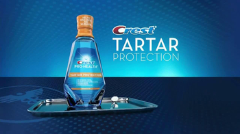 Crest Pro-Health Tartar Protection TV Spot, 'Less Scraping' - Thumbnail 6