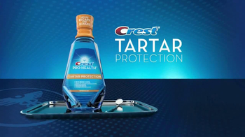Crest Pro-Health Tartar Protection TV Spot, 'Less Scraping' - Thumbnail 7